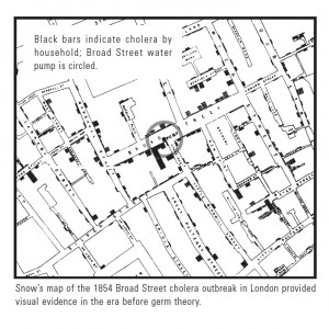 Cholera Map. Gumptionade free audiobook resources